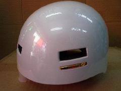 2010 NEW GIRO SECTION (WHITE/GOLD) /2010 NEWモデル ジロ セクション (ホワイト/ゴールド) Lサイズ