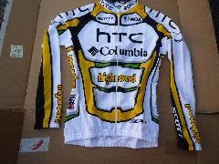 2010 MOA Sport  TEAM COLUMBIA HIGHROAD 【ウィンターアイテム】 /2010 モアスポーツ チームコロンビア・ハイロード  (冬物 長袖ジャージ) Mサイズ ★完売致しました。