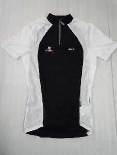 【特価】 Nalini BASE TIMAN/ナリーニ ベース (サイクルジャージ 半袖シャツ) ティマン                  【ブラック/ホワイト】 XLサイズ