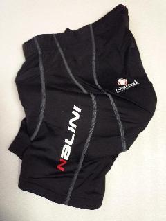 2011 Nalini BASE ANKERITE WOMANS PANTS/ナリーニ ベース アンケライト      (女性用サイクルショーツ)【ブラック】Sサイズ