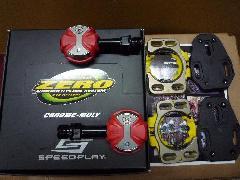 SPEED PLAY  ZERO Crmo/スピードプレイ ゼロ クロモリシャフト レッドカラー