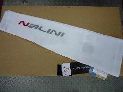 2011 Nalini BASE VENTIMIGLIA WHT/ナリーニ ベース ヴェンティミリア UVアームカバー 【ホワイト】Sサイズ