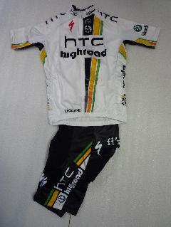 2011 MOA sport HTC HIGHROAD TEAM プロチームレプリカ 【フルジップジャージ】 上下セット /2011 モアスポーツ  HTCハイロード チームレプリカ 上下セット               【Lサイズ】★完売致しました。