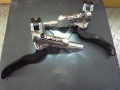 SHIMANO XTR BR-M985/シマノ XTR ディスクブレーキレバー クロスカントリーレース用