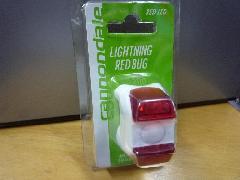 CANNONDALE Lightning RED Bug【White】/キャノンデール ライトニング レッド バグ【ホワイト】