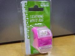 CANNONDALE Lightning White Bug【Pink】/キャノンデール ライトニング ホワイト バグ【ピンク】