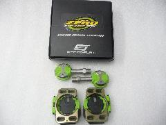 SPEED PLAY  ZERO Team Green/スピードプレイ ゼロ チームグリーン ステンレスシャフト