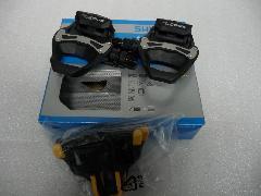 SHIMANO PD-R550 L/シマノ PD—R550 SPD-SL 樹脂ボディペダル 【ブラック】