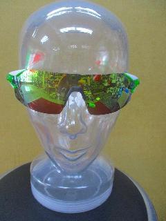 2016 TIFOSI  Podium XC(1070106827)/2016モデル ティフォージ ポディウム XC【ホワイト/グリーン;フレーム】&クラリオンイエロー;レンズ(ACレッド&クリアー)レンズ付き 特価!即納在庫あり
