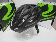 CANNONDALE QUICK/キャンノンデール クイック ヘルメット 【ブラック】 S-Mサイズ 入荷中!