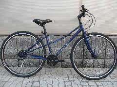 特価! KHS Uabaan Xcapa L 特価クロスバイク 【定価の20%FF】/超特価!クロスバイク KHS Uabaan XCAPA L 大特価定価の20%OFF【マットブルー】ミキストCrMoフレームクロスバイク Sサイズ即納在庫あり!
