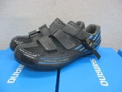 SHIMANO SH-RP300 E/ シマノ RP3 ワイド NEWカラー 【ブラック/ブルー】各サイズ即納在庫ございます。