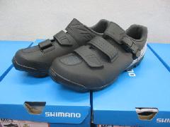 SHIMANO SH-ME3/ シマノ NEWモデル SPDシューズSHーME3 (ワイドタイプ) 【ブラック】 SPD対応 シューズ 即納在庫あり!特価販売中!