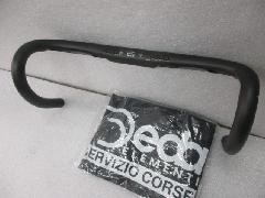 DEDA  SUPERZERO AERO  CARBON dropbar / デダ  スーパーゼロ エアロ カーボン ドロップバー 【ポリッシュオンブラック】42cm 即納在庫あり
