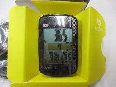 bryton Rider10 C/ブライトン ライダー10 C ケイデンスセンサーキット付 【ブラック】カラー ★完売致しました。