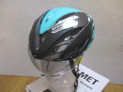 OGK-Kabuto AERO-R1 bianchi reparto corse/OGKカブト エアロ R−1 【マットブラック−チェレステ】特価販売中!L/XLサイズ ★完売致しました。