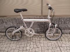 Pacific Cycles Birdy Classic 【Hi-Polish】/バーディー クラシック 【ハイポリシュ】 限定カラー ご予約受付中!