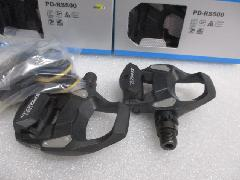 SHIMANO PD-RS500 /シマノ PD—RS500 SPD-SL 樹脂ボディペダル 【ブラック】即納在庫あり!特価販売中!