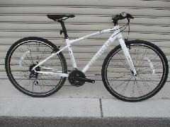 2021 BIANCHI C・Sport 1/2021モデル ビアンキ Cスポーツ1 クロスバイク 【UJ−White=ホワイト/ブラック-CK16 フルグロッシー】特価中! 43cm 即納在庫あり