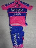 2011 Santini Lampre ISD プロチームレプリカ/2011 サンティーニ ランプレ ISD      レプリカ上下セット    【Lサイズ】★ラスト1セット即納在庫あり!