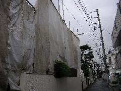 東京都豊島区巣鴨木造建物解体工事