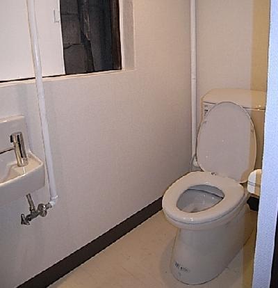 改装後 洋式トイレ