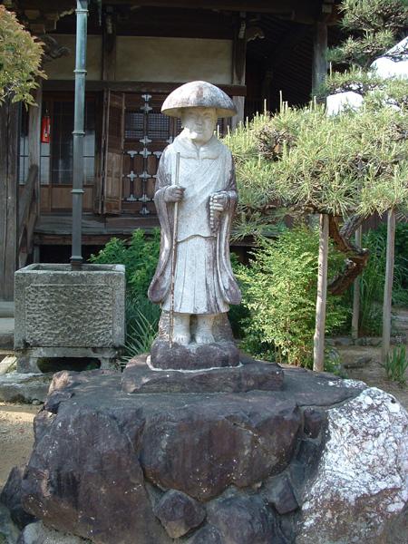 親鸞聖人像 隅田町真土