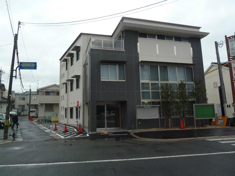 長岡京市南部地域防災センター(旧調子公民館)整備工事