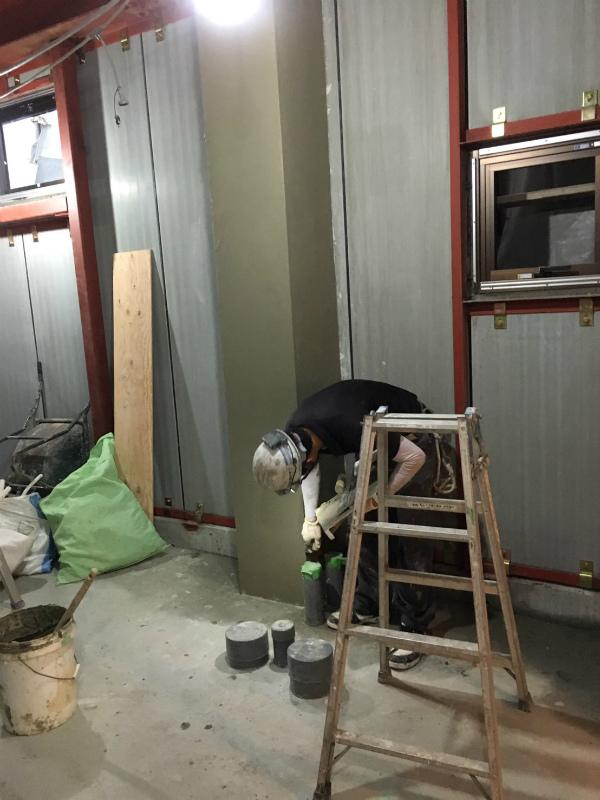 京都店舗改装工事