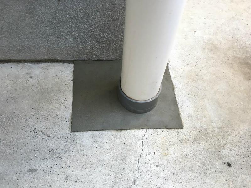 コンクリートの補修