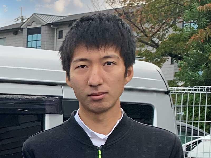 若手左官職人 永田圭一郎