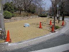 上田新田線舗道整備工事