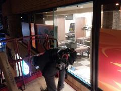 千葉市 ガラス取り替え工事