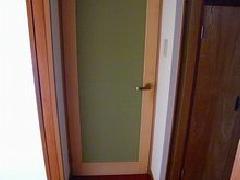 畳を使った扉