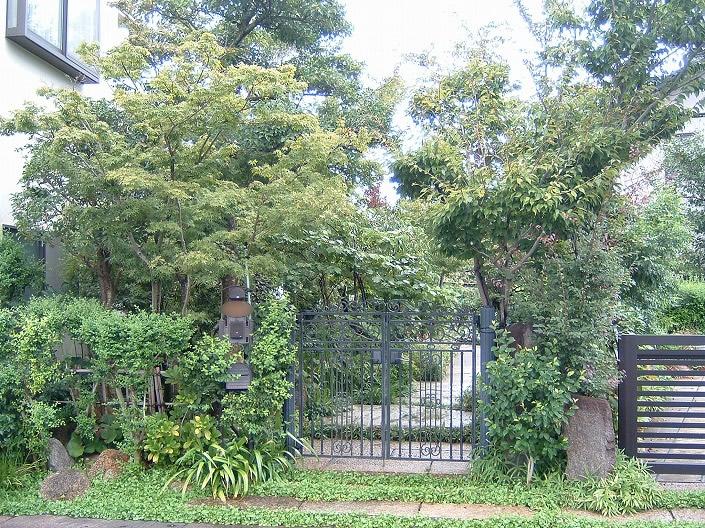 田井の入口