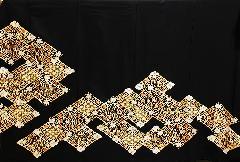 レンタル黒留袖 M304