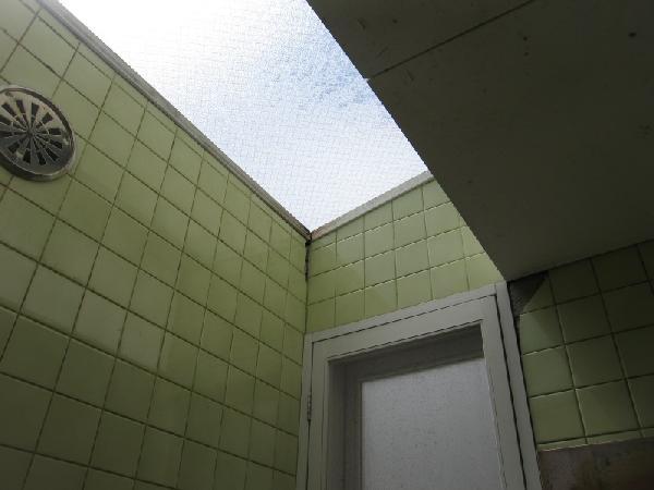 施工前 天窓