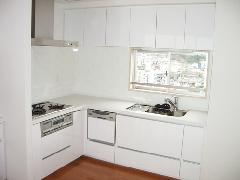 川崎市中原区 マンションオーナー邸 キッチン