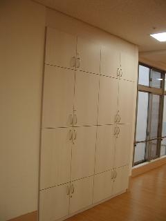 川崎市宮前区 老人保健施設 造作家具