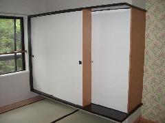軽井沢 リゾートホテル 客室収納