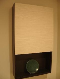 武蔵新城 マンション 吊戸棚