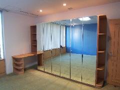 六本木 S邸 クローゼット(デスク付)