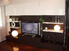 豊島区 マンション TVボード