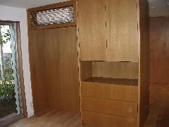 世田谷区 H邸 寝室間仕切収納