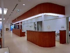 君津市 K病院 血液浄化療法センター カウンター