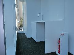 藤沢市 オフィスビル 給湯室流し台