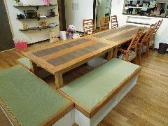 小金井 K邸 ダイニングテーブル