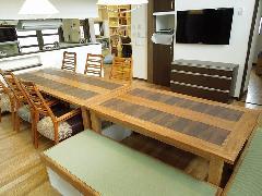 小金井 K邸 こたつテーブル