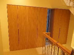 西麻布 K邸 2F 階段ホール
