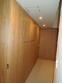 西麻布 K邸 3F 階段ホール